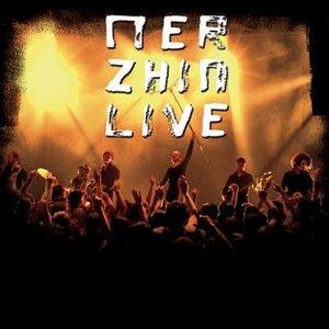 Image for 'Merzhin Live'