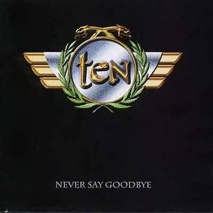 Image for 'Never Say Goodbye'