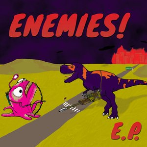 Image for 'Enemies! EP'