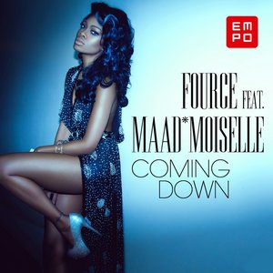 Immagine per 'Coming Down (feat. Maad Moiselle)'