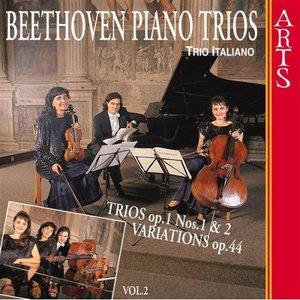 Image for '14 Variationen Über Ein Original Thema Op. 44 Es-Dur (Beethoven)'