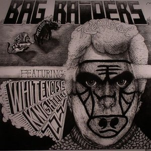 """Bag Raiders Remixed""的封面"