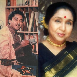 Image for 'Asha Bhosle, Kishore Kumar'