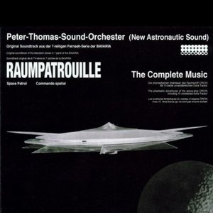 Image for 'Raumpatrouille: The Complete Music'