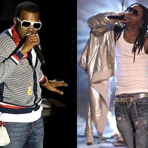 Image for 'Lil Wayne Ft. Kanye West'