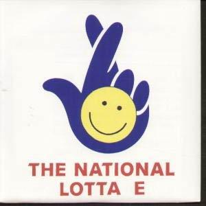 "Image for '""The National Lotta E"" 7""'"