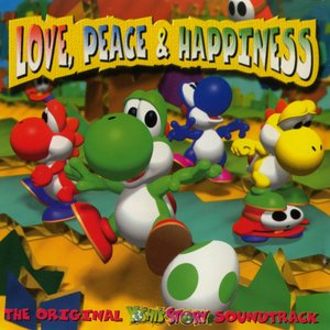 Image for 'Love, Peace & Happiness'