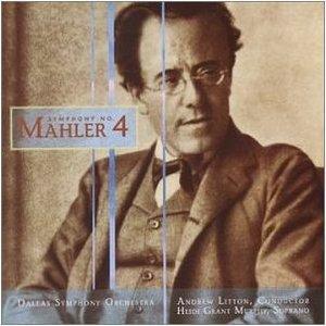 Image for 'Mahler Symphony No.4'
