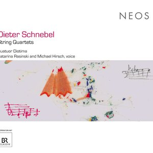 Image for 'Schnebel: String Quartets'