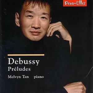 Bild für 'Debussy: Piano Préludes'