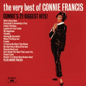 Image for 'The Very Best Of Connie Francis - Connie 21 Biggest Hits'
