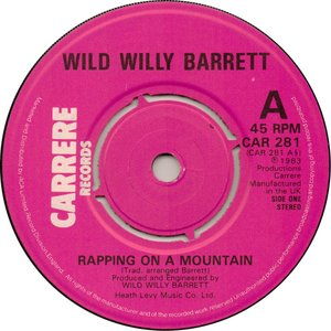 Image for 'Rapping on a Mountain'