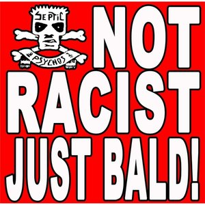 Image for 'Not Racist, Just Bald'