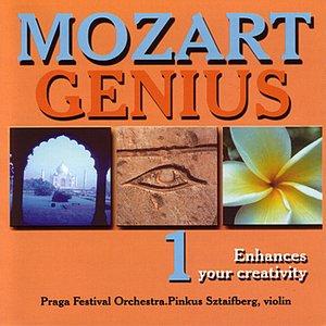 Image for 'Mozart Genius, Volume 1'