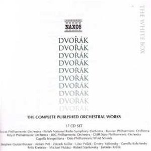 Image for 'DVORAK: Complete Published Orchestral Works'