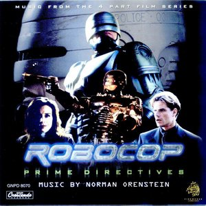 Image for 'Robocop: Prime Directives - Music from the MiniSeries'