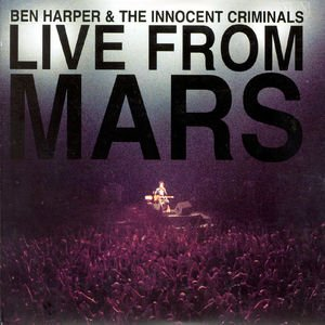 Image for 'Live From Mars'