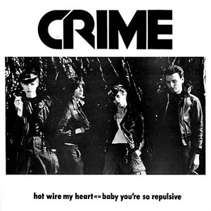 Image for 'Hot Wire My Heart / Baby You're So Repulsive'