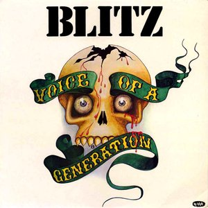 Image for 'Blitz - Voice Of A Generation'