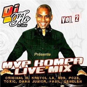 Image for 'MVP Kompa Live Mix, Vol. 2 (Ad Show)'