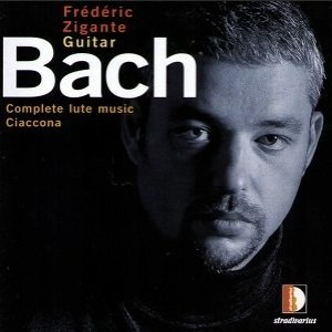 Imagen de 'Bach: Complete Lute Music - Ciaccona. Guitar Collection Vol.4'
