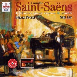 Image for 'Saint-Saëns : L'oeuvre pour violon & piano'