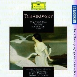 """Image for 'Tchaikovsky: Symphony No.6 """"Pathétique""""; Swan Lake Suite'"""