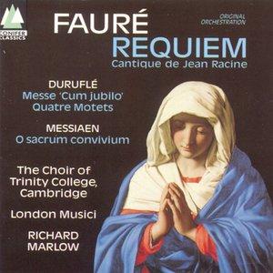 Image for 'Fauré/Duruflé/Messiaen'