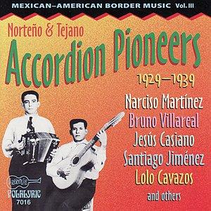 Image for 'Norteno & Tejano Accordion Pioneers'
