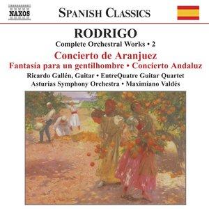 Image for 'RODRIGO: Concierto de Aranjuez / Concierto Andaluz'