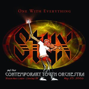 Bild för 'One With Everything: Styx & The Contemporary Youth Orchestra'