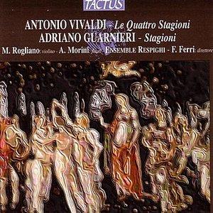 """Image for 'Concerto in mi maggiore per violino, archi e basso continuo """"La Primavera"""": Allegro'"""