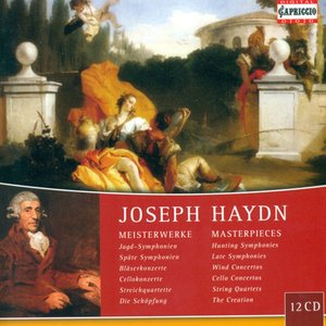 Imagem de 'Haydn, F.J.: Symphonies / Concertos / String Quartets / The Creation (Masterpieces)'