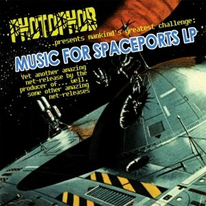 Image for 'Music For Spaceports LP'