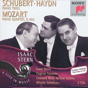 Imagen de 'Schubert/Mozart/Haydn: Piano Trios & Quartet'