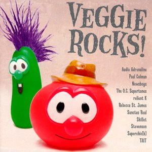 Image for 'His Cheeseburger (Veggie Rocks Album Version)'