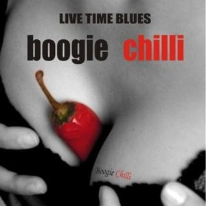 Image for 'Live Time Blues'