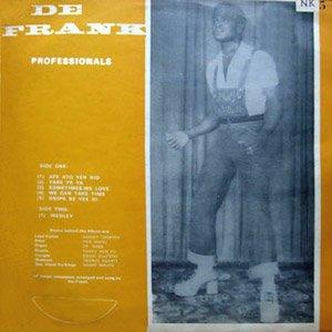 Imagem de 'De Frank Professionals'