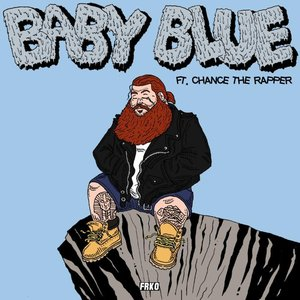 Image for 'Baby Blue (feat. Chance the Rapper)'