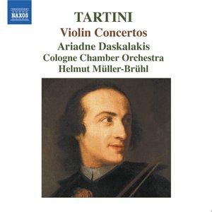 Image for 'Tartini: Violin Concertos'
