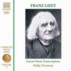 Image for 'LISZT: Sacred Music Transcriptions'