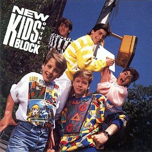 Bild för 'New Kids on the Block'
