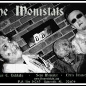 Image for 'The Monistats'