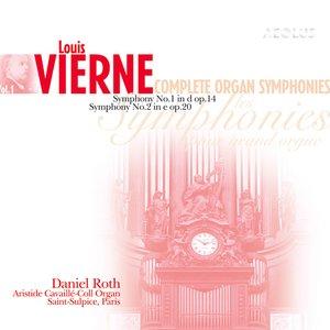 Image for 'Vierne: Complete Organ Symphonies, Vol. 1'