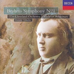 Image for 'Brahms: Symphony No.1/Dvorák: Othello Overture'