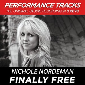 Image for 'Finally Free (Medium Key Performance Track Without Background Vocals)'