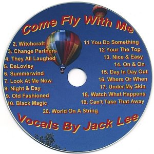 Image for 'Come Fly With Me'