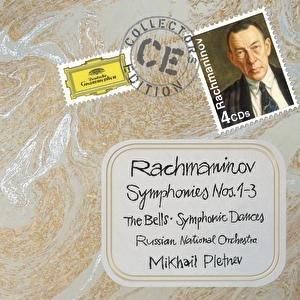 Image for 'Rachmaninov: Symphonies Nos.1-3; The Bells; Symphonic Dances'