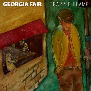 """""""Trapped Flame""""的封面"""
