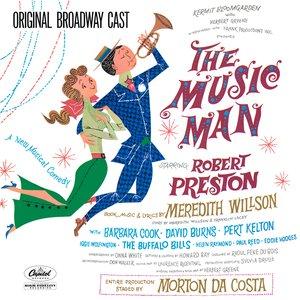 Image pour 'The Music Man (Original Broadway Cast)'